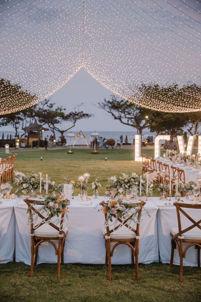 Summer - Modern Beach Wedding at Inaya Resort by Silverdust Decoration - 014