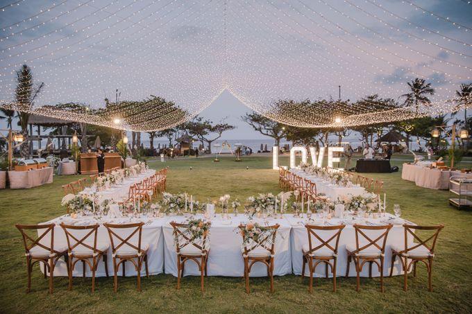 Summer - Modern Beach Wedding at Inaya Resort by Silverdust Decoration - 015