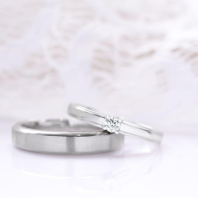 Wedding Ring - Bridal Ring by ORORI - 002