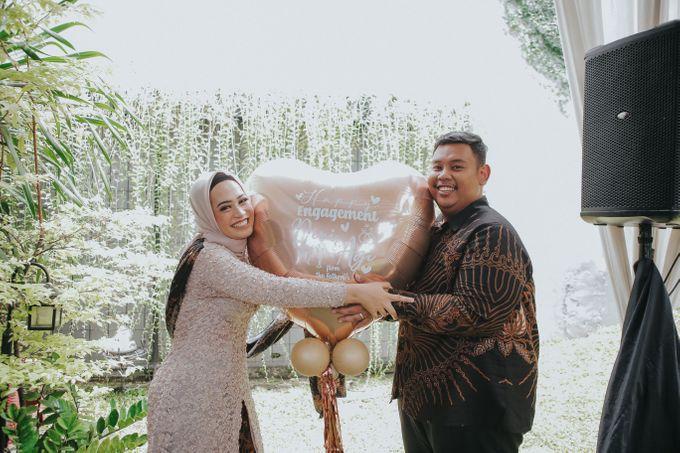 DINI & AGI WEDDING by Akuwedding - 027