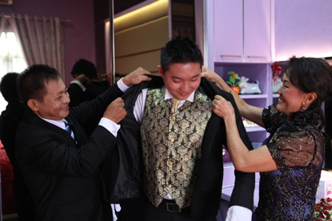 the wedding of Rudy & Yolin - 26 Oktober 2012 by Full House the organizer & entertainment - 007