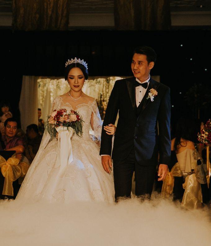THE WEDDING OF ABEDNEGO & AGUSTINNE by natalia soetjipto - 010