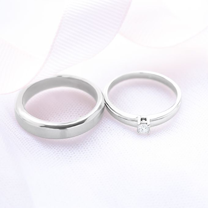 Wedding Ring - Bridal Ring by ORORI - 009