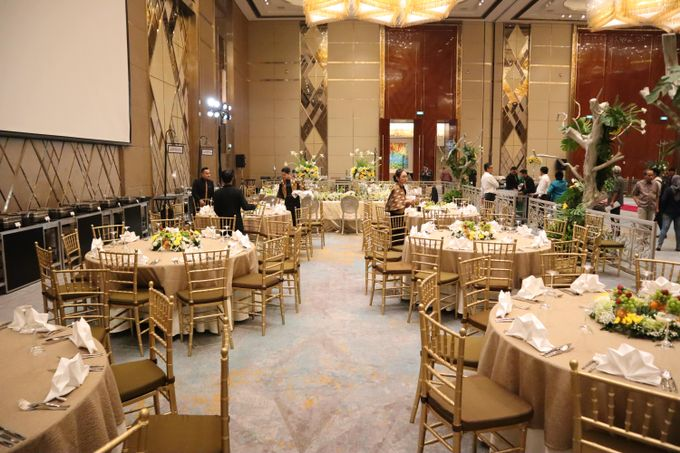 Wedding July by InterContinental Jakarta Pondok Indah - 006