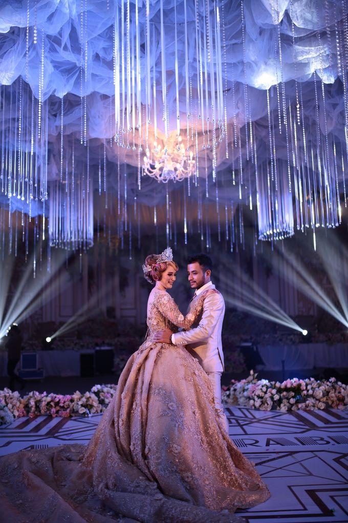 Wedding Of Azmi & Rabi'ah by The Great Larasati - 032
