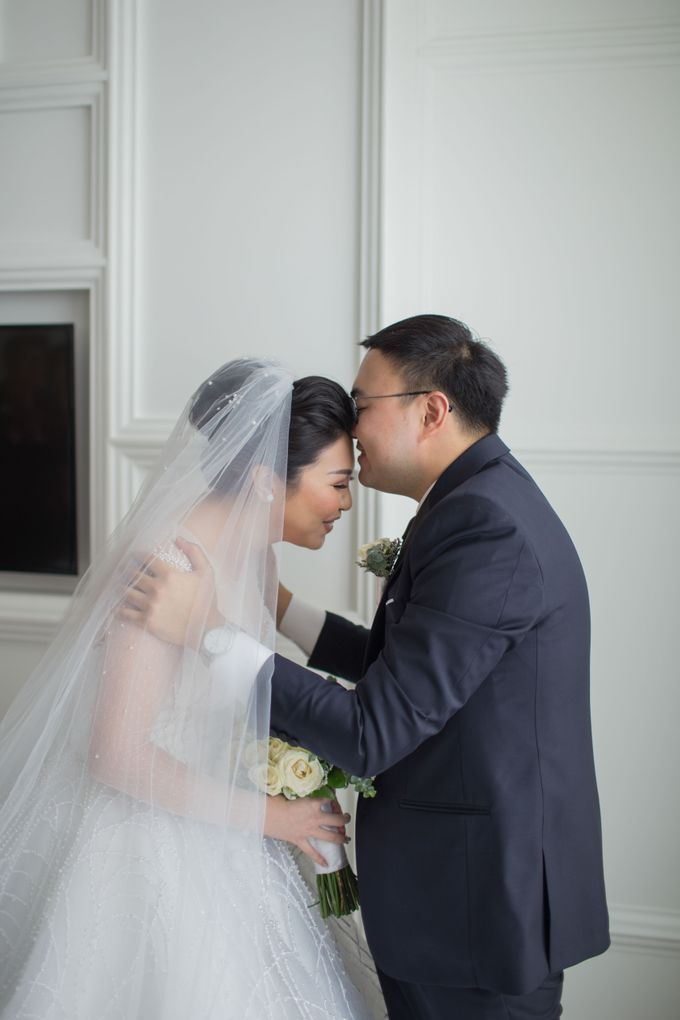 The Wedding of Michael & Livia by Wong Hang Distinguished Tailor - 004