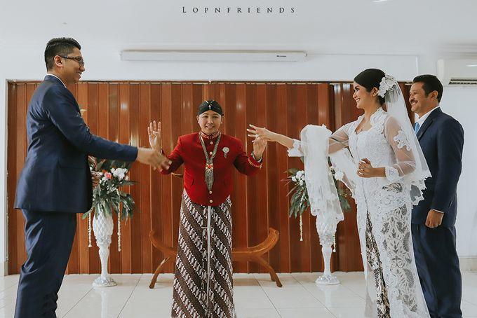 Budi & Ayu Wedding day by lop - 009