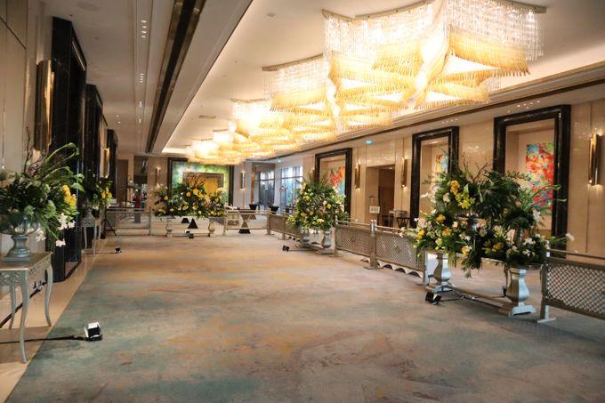 Wedding July by InterContinental Jakarta Pondok Indah - 008