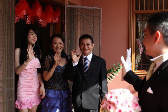 the wedding of Rudy & Yolin - 26 Oktober 2012 by Full House the organizer & entertainment - 008