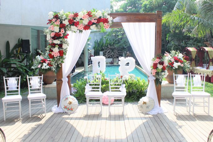THE WEDDING OF ADE & AME by DIY Planner - 013