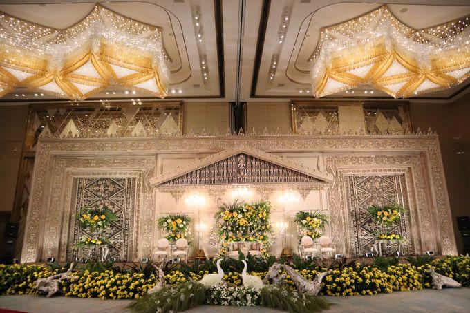 Wedding July by InterContinental Jakarta Pondok Indah - 007