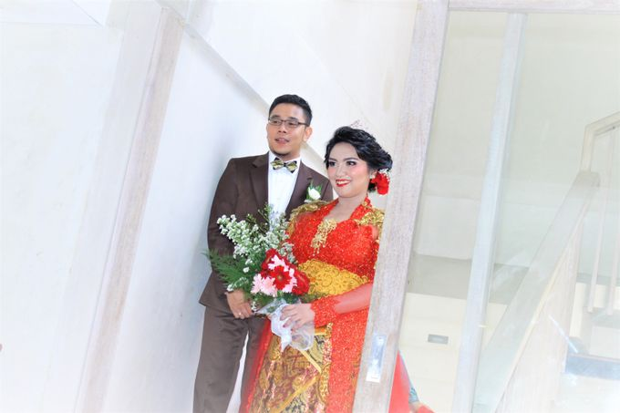 THE WEDDING OF ADE & AME by DIY Planner - 015