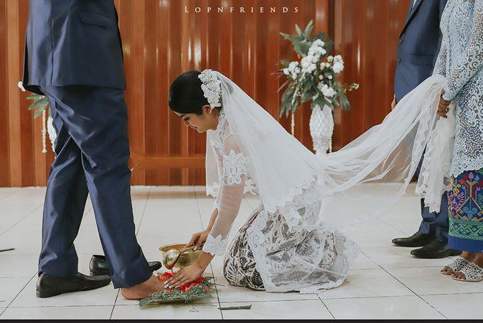 Budi & Ayu Wedding day by lop - 010
