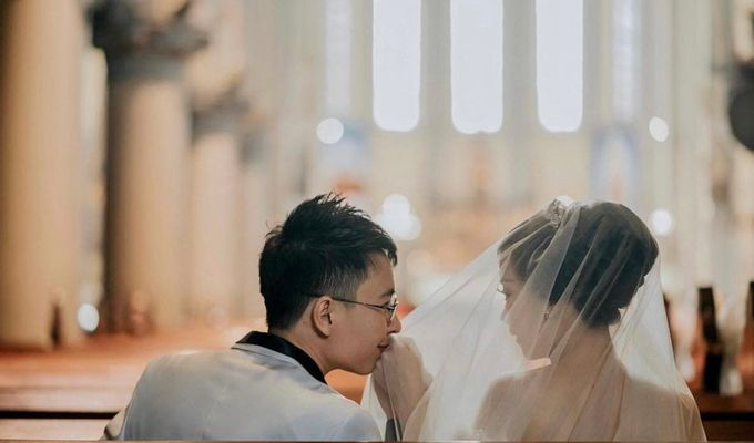 The Wedding of  Steven & Hanny by Ivow Wedding - 001