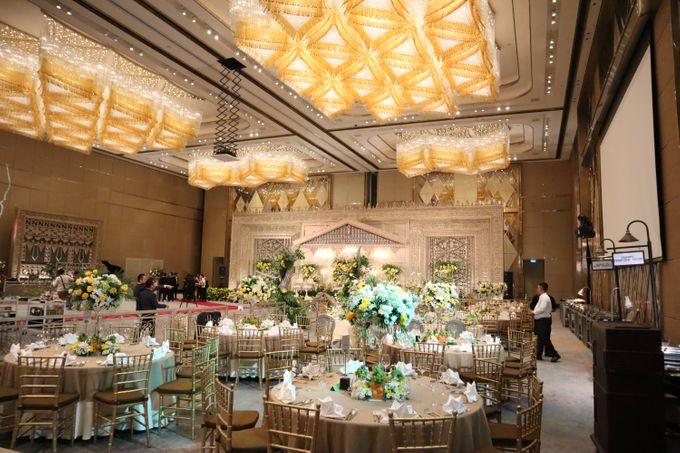 Wedding July by InterContinental Jakarta Pondok Indah - 009