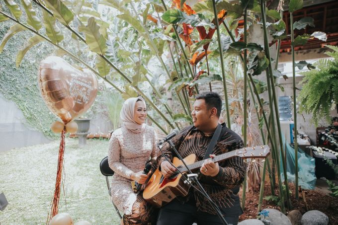 DINI & AGI WEDDING by Akuwedding - 028