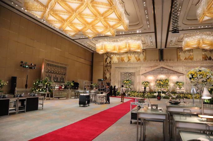 Wedding July by InterContinental Jakarta Pondok Indah - 010