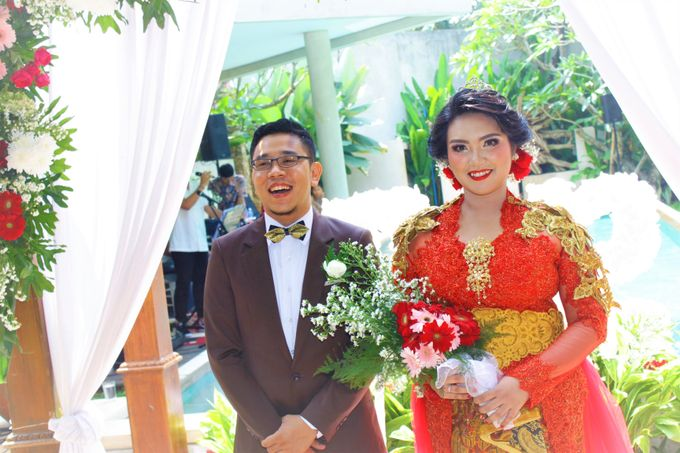 THE WEDDING OF ADE & AME by DIY Planner - 016