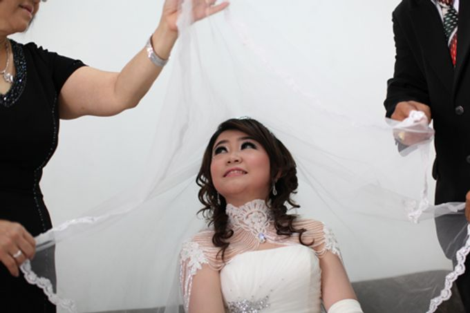the wedding of Rudy & Yolin - 26 Oktober 2012 by Full House the organizer & entertainment - 009