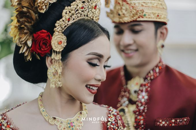 Compilation of Balinese Wedding at 9th and 10th Floor by Dwi Tunggal Citra Catering - 007