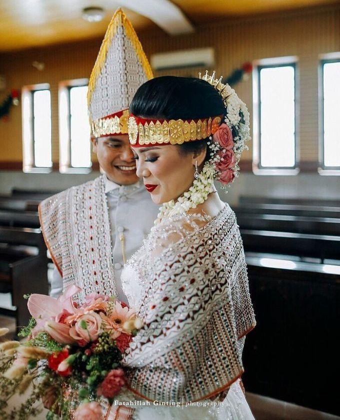 Holy Matrimony Kebaya for Sonora by Arthaputri Atelier - 002