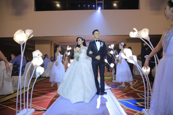 THE WEDDING OF JEFFREY AND STEFFANIE by ODDY PRANATHA - 012