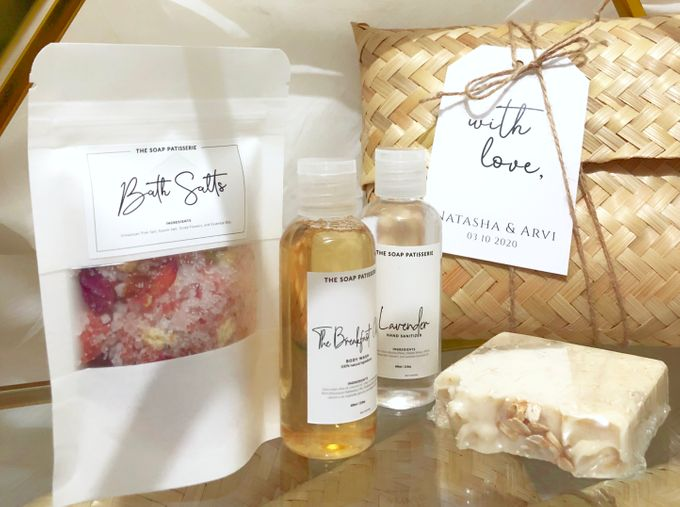 Traditional Themed Wedding Favor for Natasha & Arvi by The Soap Patisserie - 002