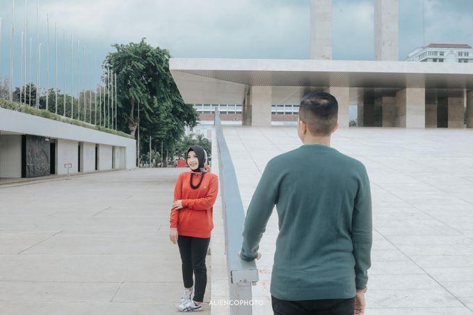 PREWEDDING OF RIRI & KUKUH by alienco photography - 019