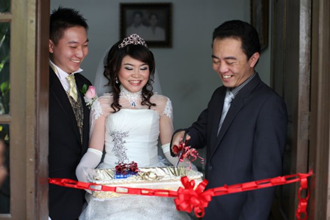 the wedding of Rudy & Yolin - 26 Oktober 2012 by Full House the organizer & entertainment - 011
