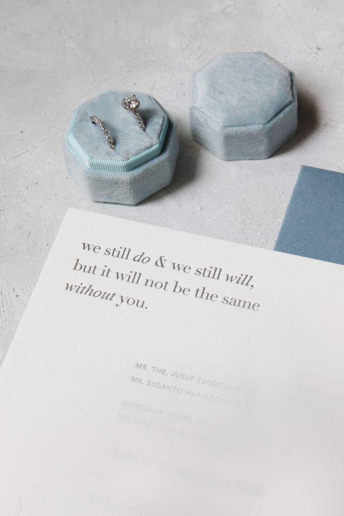 Jemmy & Stephanie Invitation Suite by Sho Paper - 003