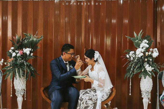 Budi & Ayu Wedding day by lop - 011