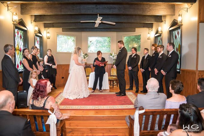 Wedding of Jessica & Robert by WG Photography - 004