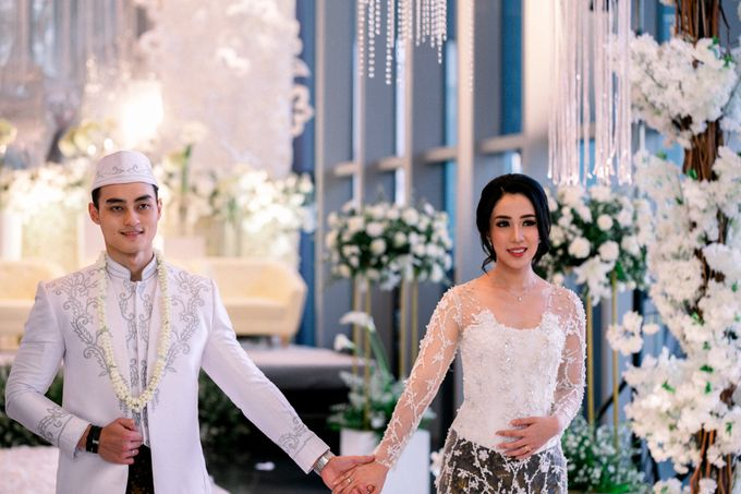 Wedding of Dika & Rani by La'SEINE Function Hall - 007