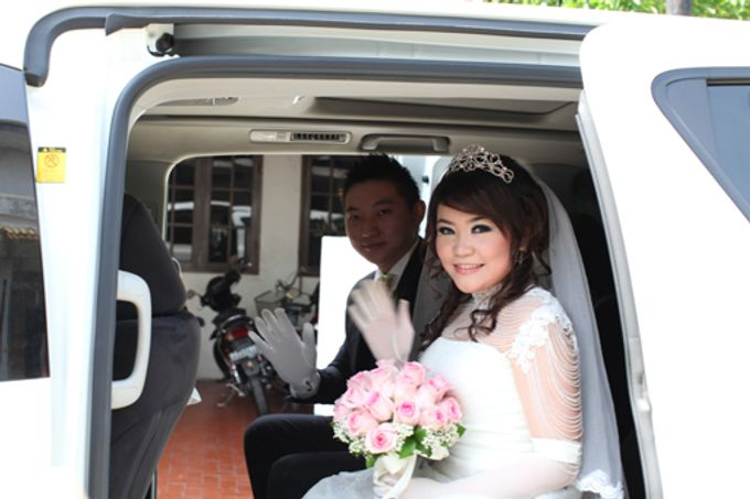 the wedding of Rudy & Yolin - 26 Oktober 2012 by Full House the organizer & entertainment - 012