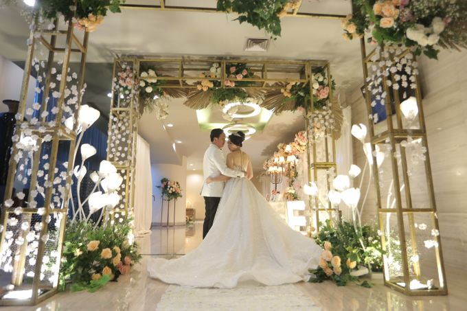 Wedding of Andy & Yosi by Sparkling Organizer - 004