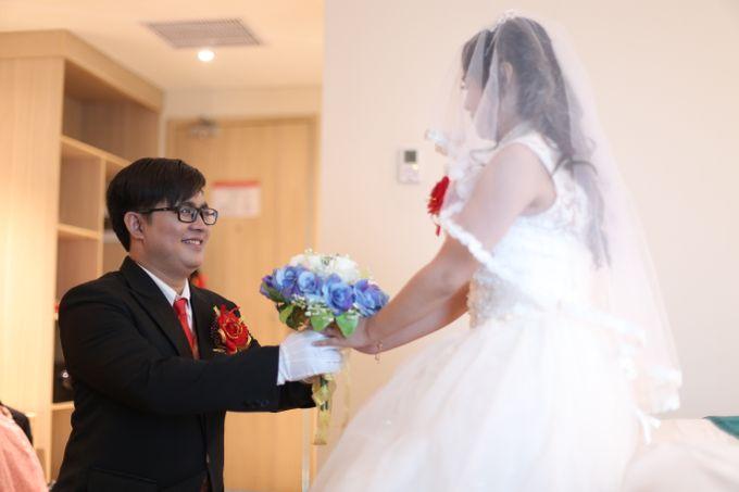 Wedding Mr. Riki & Mrs. Ruth by AMEY CHAN SALON BRIDAL - 003