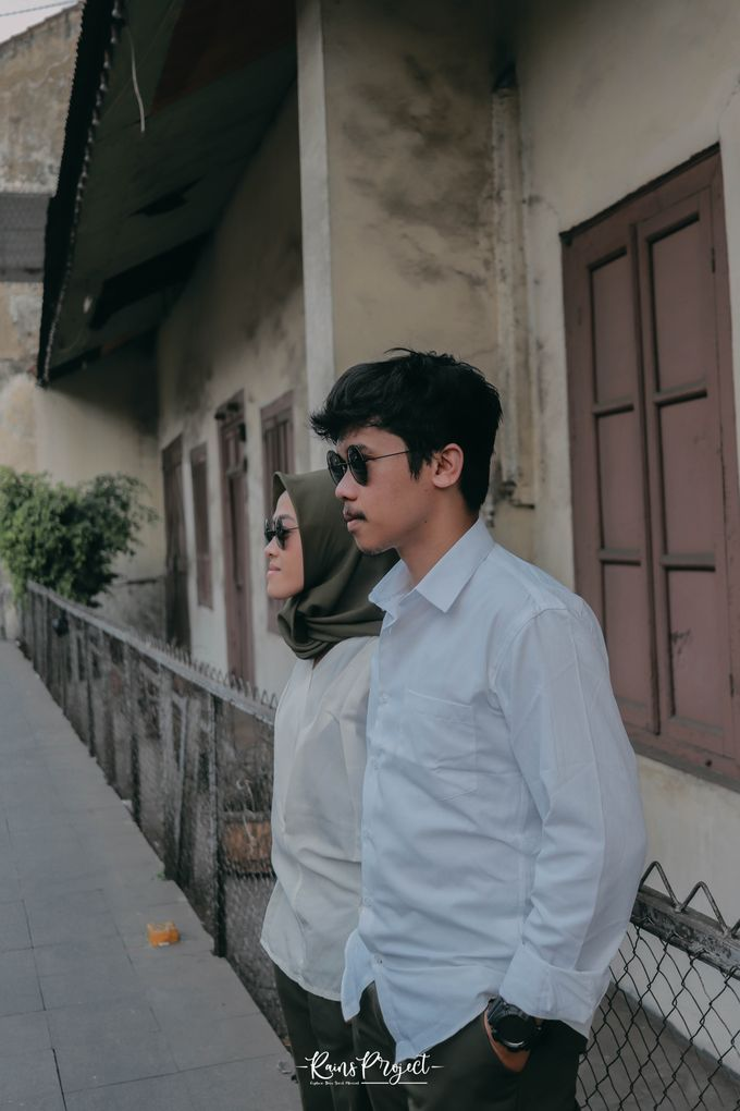 The Journey of Okta & Vina by Rains Project - 010