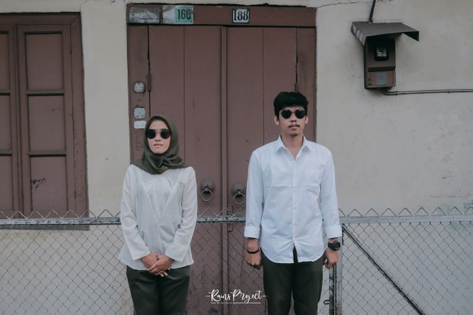 The Journey of Okta & Vina by Rains Project - 011
