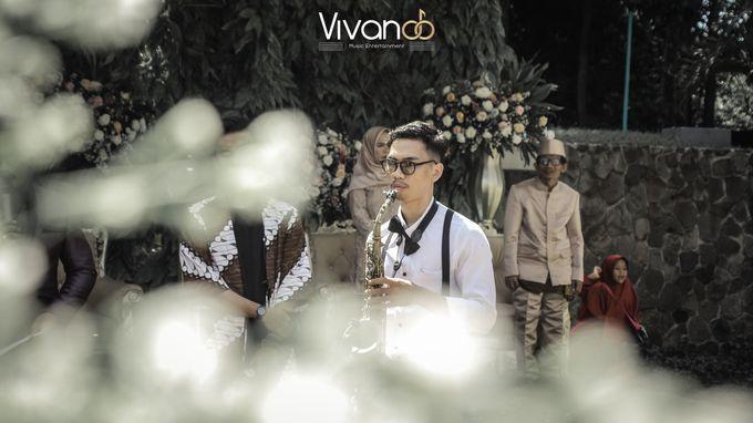The Wedding of  Niesma & Amar by Vivando Music Entertainment - 003