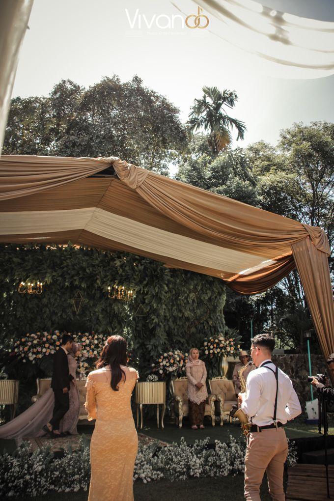 The Wedding of  Niesma & Amar by Vivando Music Entertainment - 001