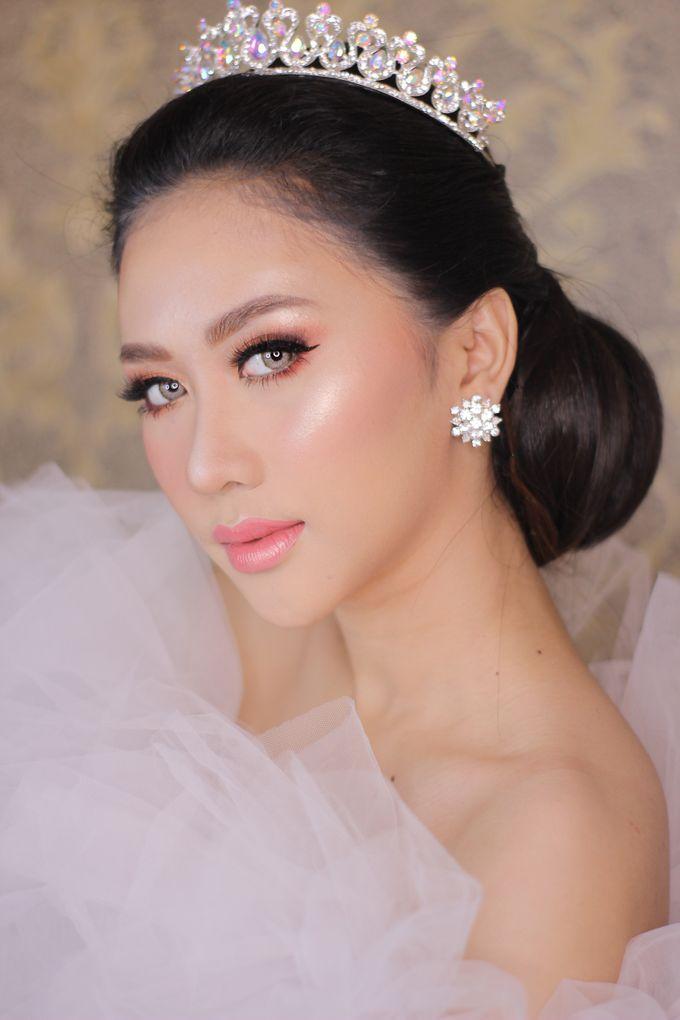 Wedding Makeup 2019 2020 Angelinethresdy Makeup Artist Bridestory