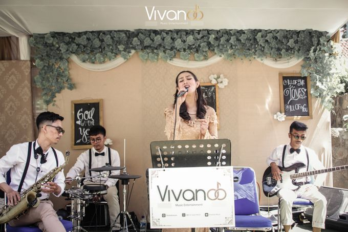 The Wedding of  Niesma & Amar by Vivando Music Entertainment - 002