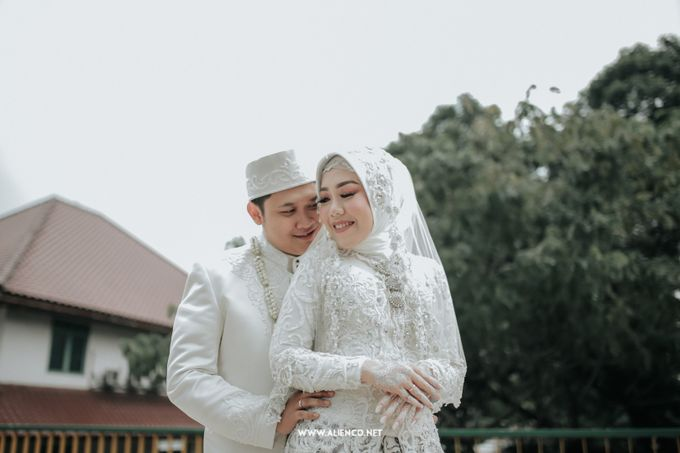 The Wedding Of Shella & Lutfi by alienco photography - 025