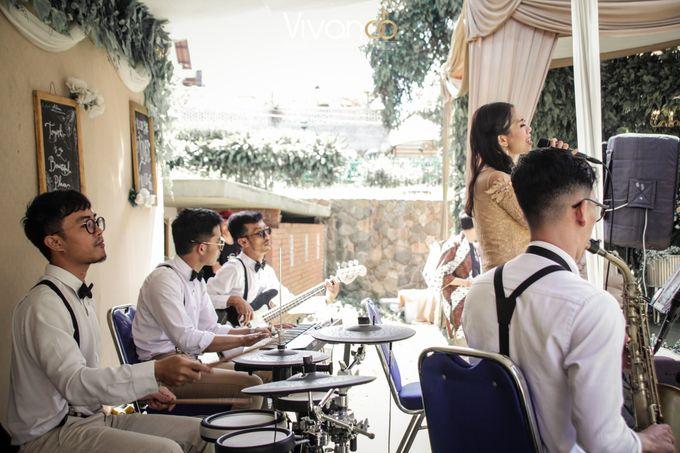 The Wedding of  Niesma & Amar by Vivando Music Entertainment - 005