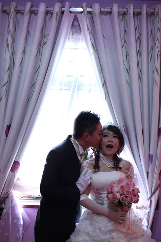 the wedding of Rudy & Yolin - 26 Oktober 2012 by Full House the organizer & entertainment - 014