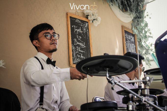 The Wedding of  Niesma & Amar by Vivando Music Entertainment - 007