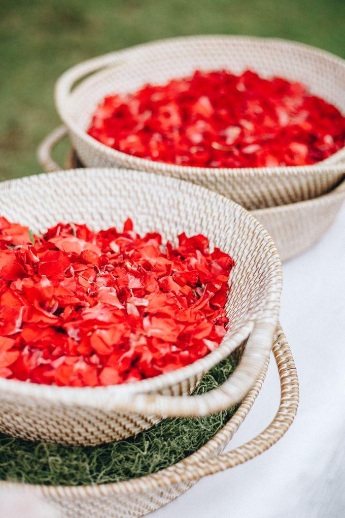 The Wedding of Priya & James by Red Gardenia - 003