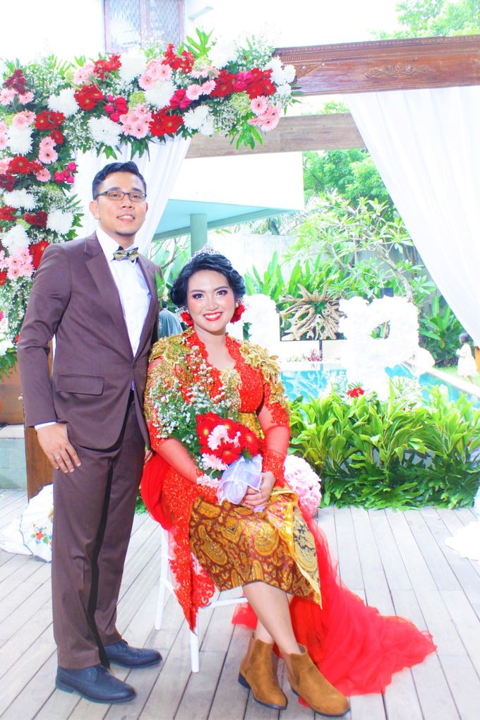 THE WEDDING OF ADE & AME by DIY Planner - 018