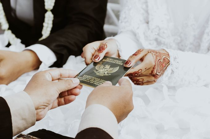 Wedding Of Destian & Putri by Toms up photography - 003