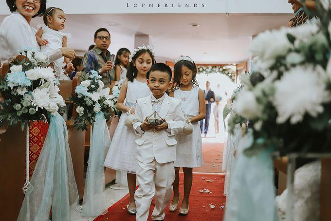 Budi & Ayu Wedding day by lop - 012